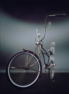 3D велосипед
